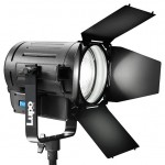 Lupo LED 650 fresnel spotlight