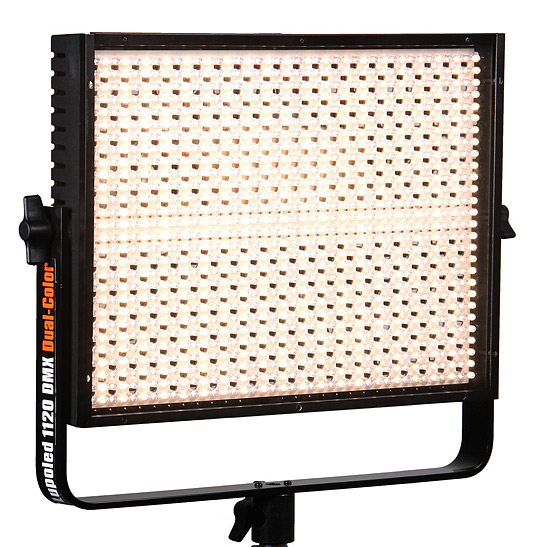 Lupo Lupoled Panel 1120 DMX Dual Colour