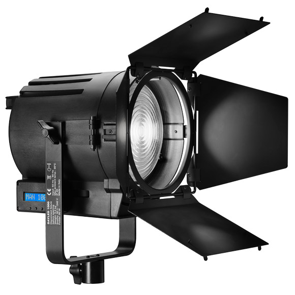 Lupo Dayled 1000 fresnel light