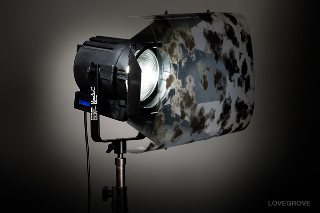 Scattergels for Lupo Lighting