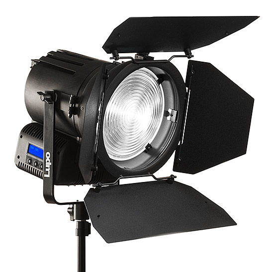 Continuous LED Lighting Photography - Lupo DayLED 2000