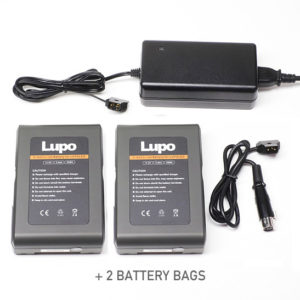 Battery kit for Lupo DayLED 2000