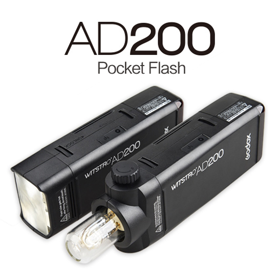 Godox Pocket Flash AD200